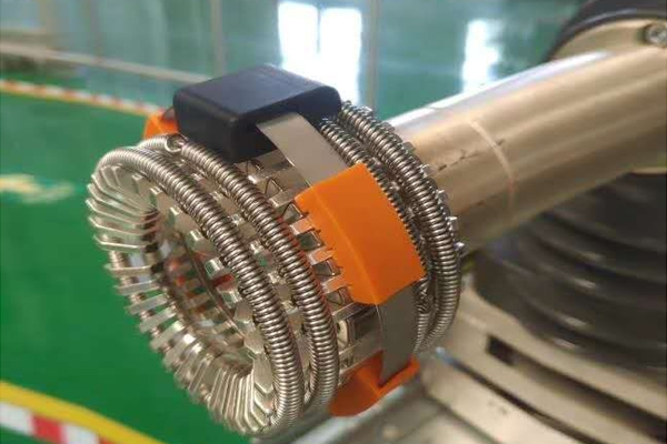 DM-MMI无线测温传感器安装