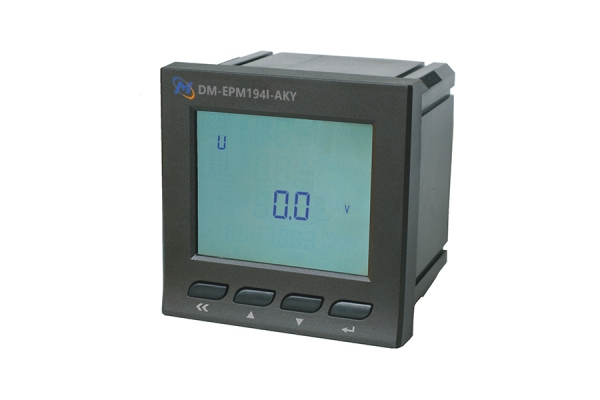 天津DM-EPM194U-9K4Y单相电压液晶表