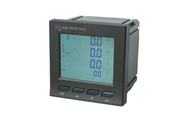 DM-EPM194U三相电压表
